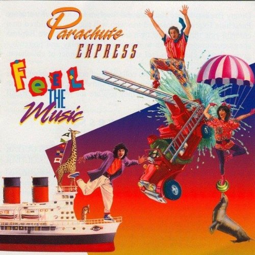 When I Build My House by Parachute Express on Amazon Music