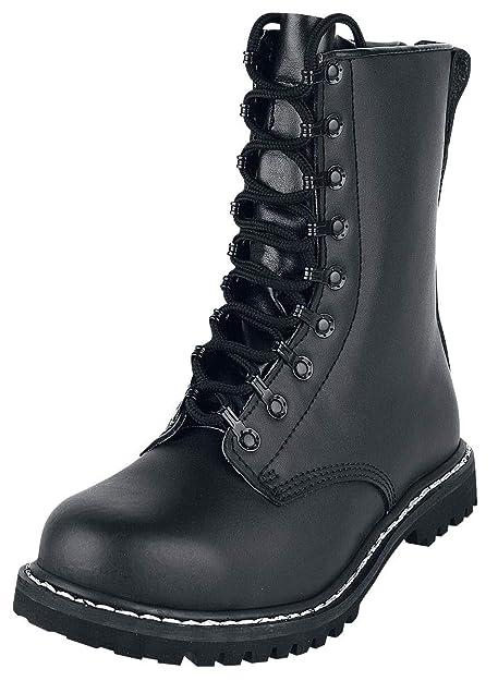 Scarpe Combattimento Stivali Para Da Springerstiefel Brandit BqXZ00