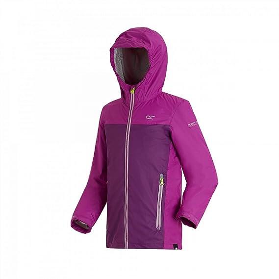 Regatta Great Outdoors Childrens//Kids Hoodle Waterproof 3 In 1 Jacket