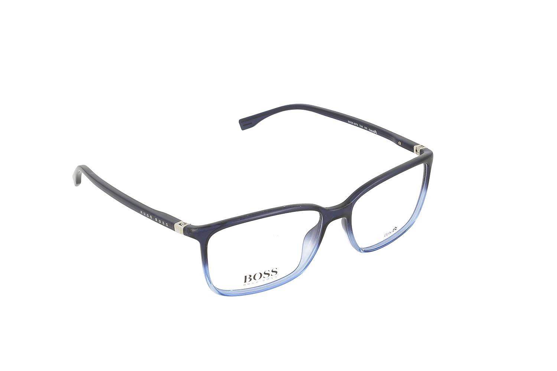 Hugo Boss eyeglasses BOSS 0679 TU4 Acetate Blue Boss (hub) BOSS0679_TU4-56