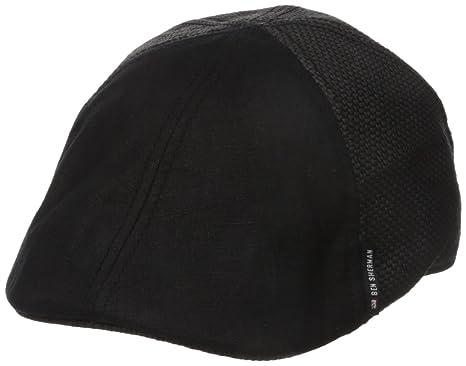 Amazon.com  Ben Sherman Men s Straw 6 Panel Driver Hat  Clothing 78999aa1993e
