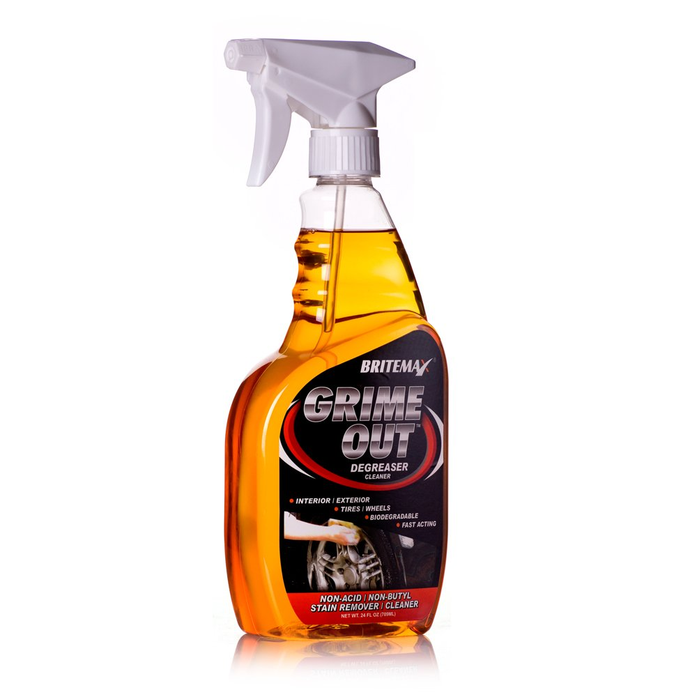 Britemax Grime Out - Cleaner Degreaser 709ml