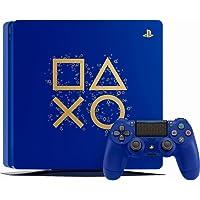 Playstation 4 Slim 1Tb Azul - Limited Edition Days of Play