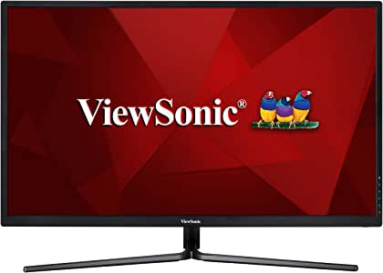 "ViewSonic VX3211-4K-MHD 32"" 4K Entertainment Monitor, Black"