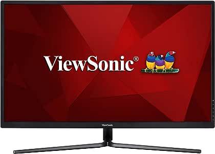 Viewsonic Vx3211-4K-Mhd Geniş Ekran Monitör, 31.5'', Va Tft Led