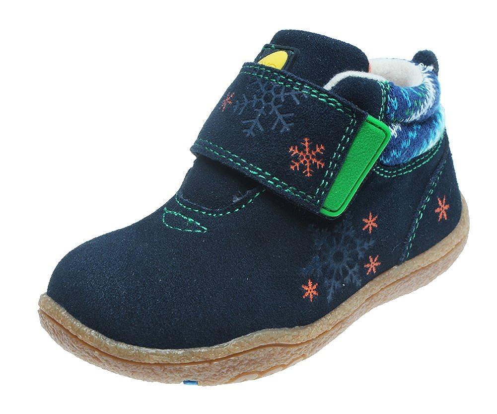 iDuoDuo Kids Cute Snowflake Fashion Boots Children Hiking Boots Warm Winter Boots Toddler//Little Kid