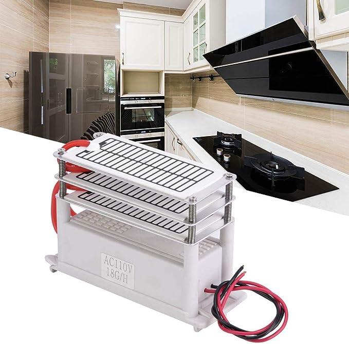 Generador de ozono, 18g Generador de ozono Integrado Purificador ...