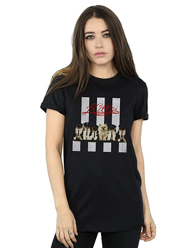 Funny Women's Purralel Lines Pardody T-shirt - S to XXL