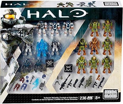 Mega Bloks Halo Tribute Pack de 236pièces [CNH01]