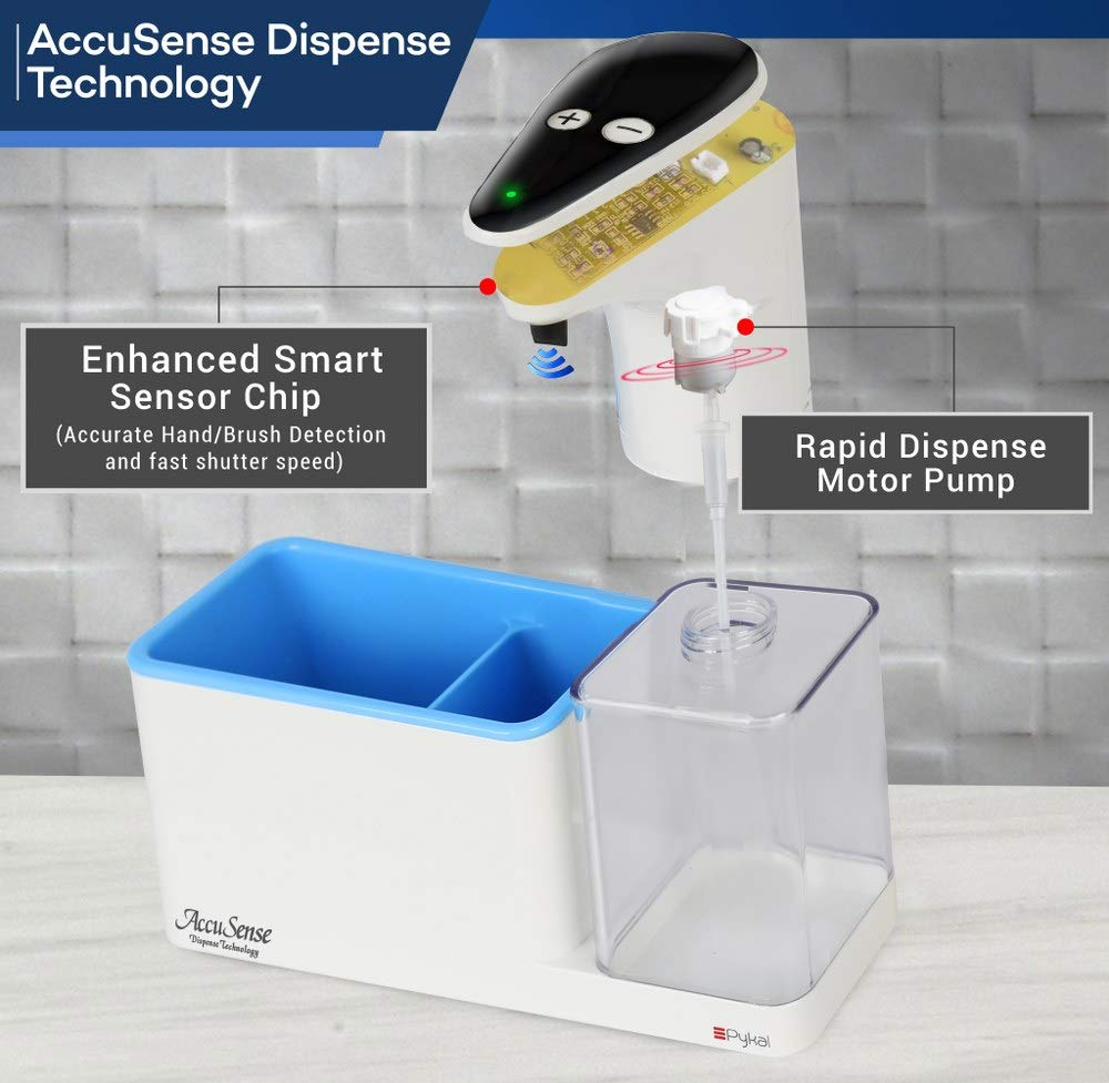 Pykal Automatic Soap Dispenser with AccuSense Dispense Technology