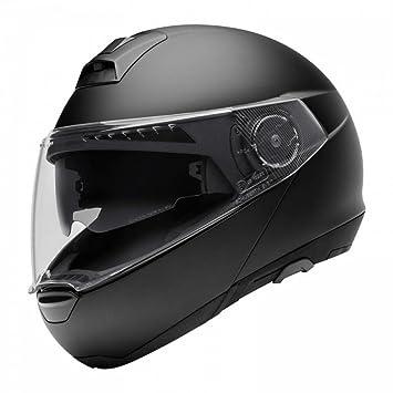 SCHUBERTH Casco de Moto C4 Matt Negro Tamano LRG 59CM