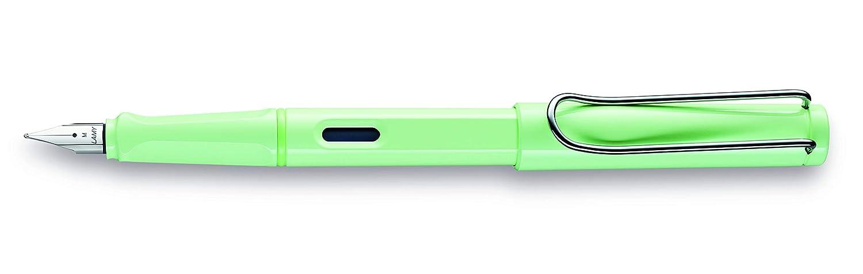 Lamy Safari Stylo plume Vert menthe pastel verni 036 Pointe moyenne 2019 /édition sp/éciale