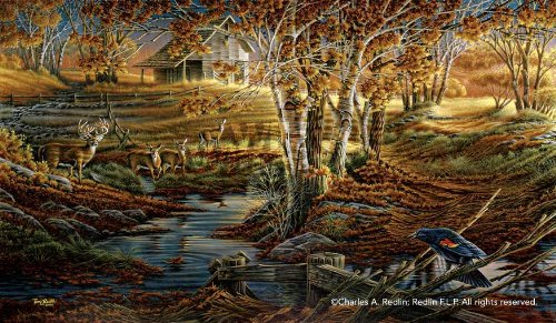 Nature's Sentinel by Terry Redlin Limited Edition Print of 9500 Signed & Numbered