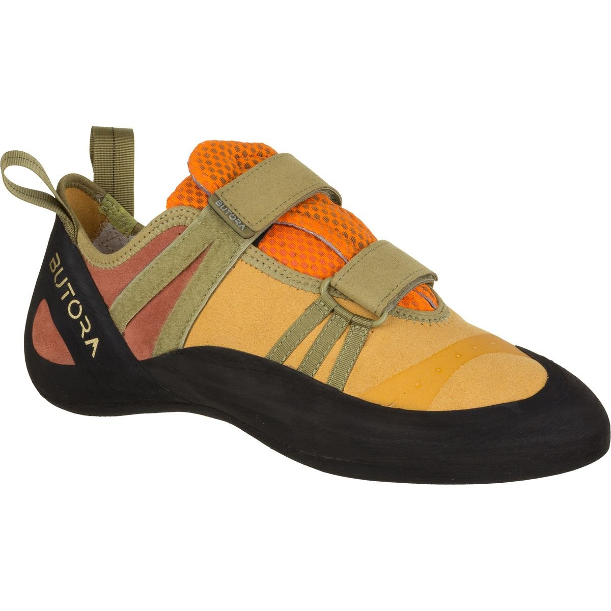 Butora Endeavor Narrow Fit Climbing Shoe - Men's Seirra Gold 12.5 by Butora