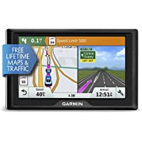 $119 » Garmin Drive 50 USA + CAN LMT GPS Navigator System with Lifetime Maps and Traffic, Driver…