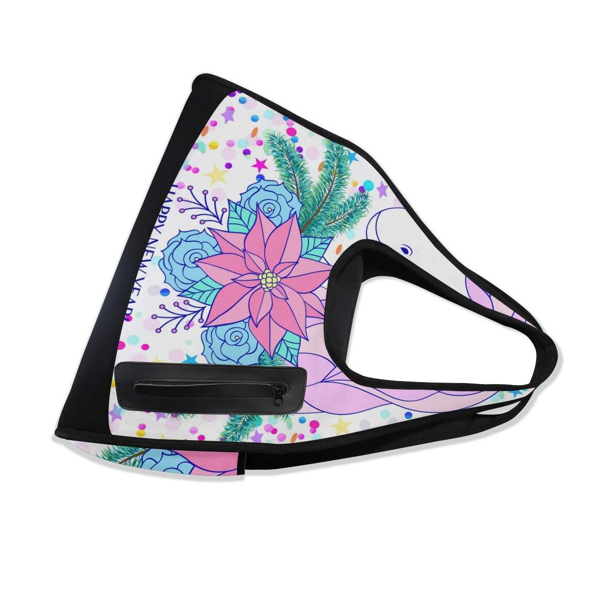Gym Bag Sports Holdall Colorful Unicorn Canvas Shoulder Bag Overnight Travel Bag for Men and Women