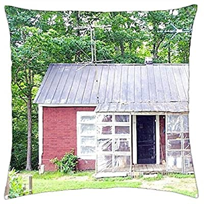 Kentucky Farmhouse - Throw Pillow Cover Case (16