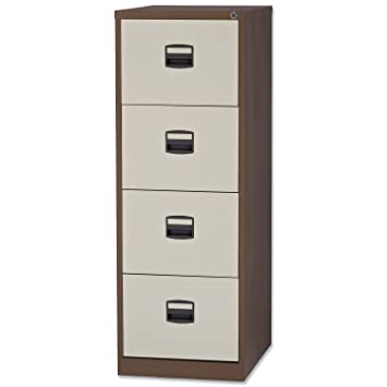 by drawer lockable cabinet grey product trexus contract foolscap ref steel bisley filing