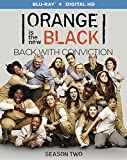 Orange Is The New Black: Season 2 [Blu-ray + Digital HD]