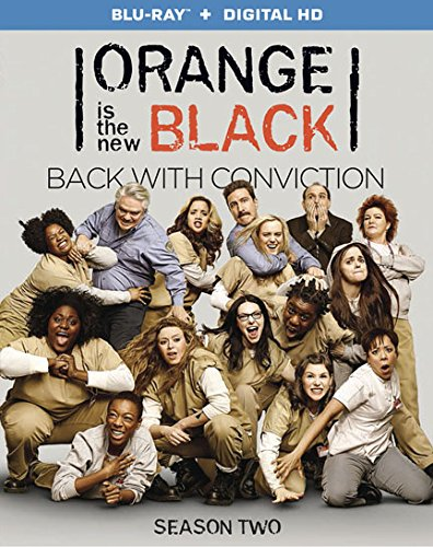 Blu-ray : Orange Is the New Black Season 2 (3 Pack, 3 Disc)