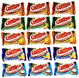 Combos Baked Snacks Pretzel and Cracker Variety Pack 1.7 Ounce Bags (15 Pack)