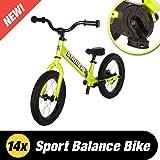 Strider - 14X 2-in-1 Balance to Pedal Bike