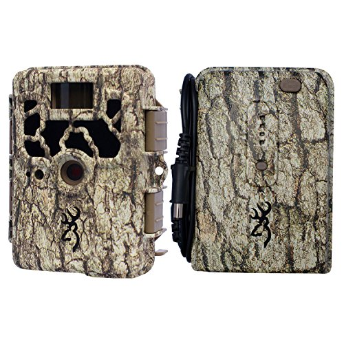 Browning Spec Ops XR Trail Camera with Browning Trail Camera External Battery Pack