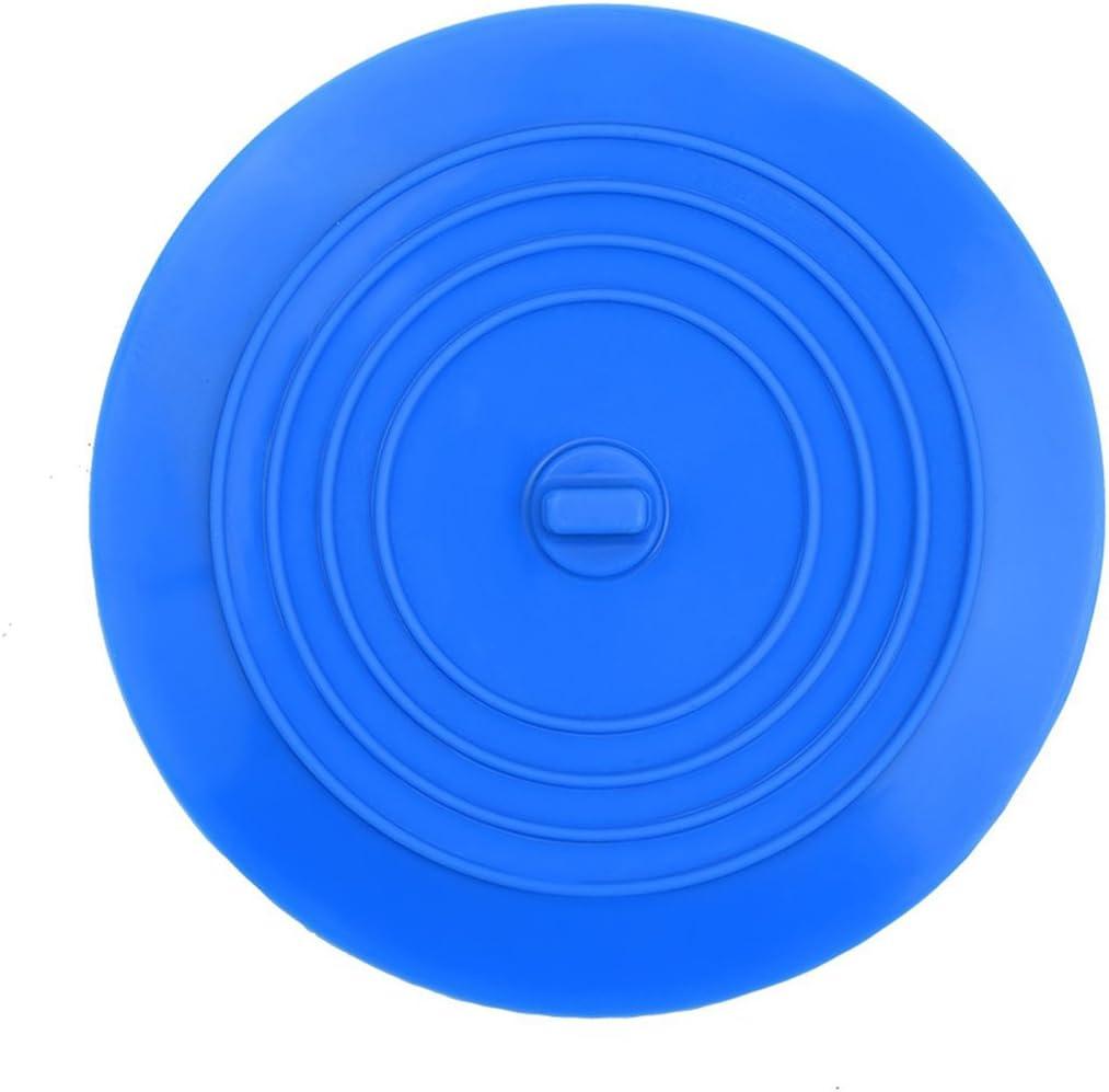 Sp/üle Siebe Reinigen Moboo/®5 St/ück Silikon Abflussschutz Abflussabdeckung Waschbecken Filter Drain Sieb Kanalfilter Wasser Stopper mit Saugnapf f/ür K/üche Bad