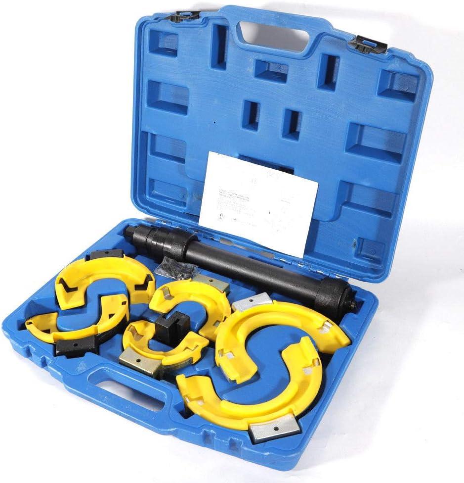 Ou Best Choose Universal Federspanner Satz Mc Pherson Federbeinsystem Tuning Tieferlegung Auto Kfz Werkzeug Auto