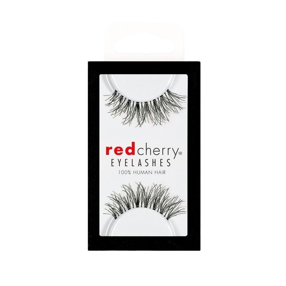 Red Cherry Echthaar Wimpern Nr Wsp Amazon Beauty