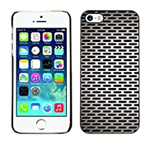 Planetar ( Steel Gate Closed Silver Microphone ) APPLE iPhone SE / iPhone5 / 5S Hard Printing Protective Cover Protector Sleeve Shell Case Cover