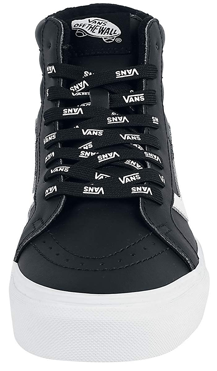 Vans SK8 Hi Reissue OTW Webbing Sneakers High Black White