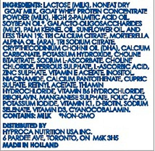 Kabrita Non-GMO Goat Milk Toddler Formula, 14 oz by Kabrita (Image #3)