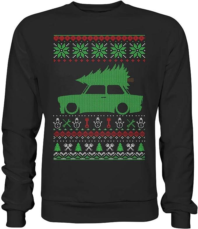 Glstkrrn PT CRUISER Ugly Christmas Sweater