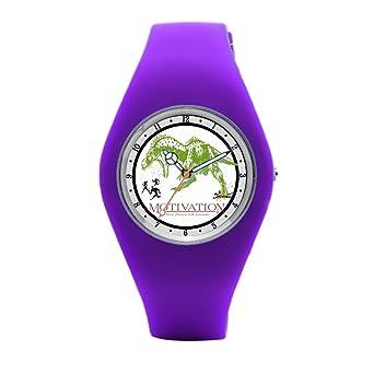 9ba3d43c2d2 TimetoShine Wrist Watch For Women Anti Inspiration T Rex Silicone Watch  Bracelet  Amazon.co.uk  Watches