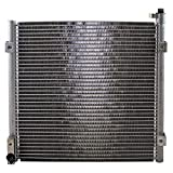 #3: A/C AC Condenser Cooling Assembly Replacement for Honda 80110-S01-A11