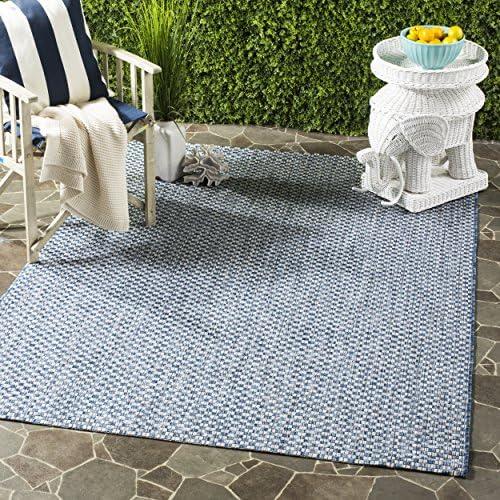 Safavieh Courtyard Collection CY8653 Indoor/ Outdoor Non-Shedding Stain Resistant Patio Backyard Area Rug