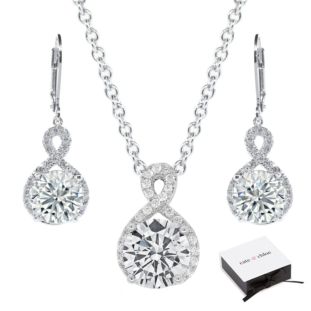Amazon.com  Cate   Chloe Alessandra Jewelry Set 756697a6f