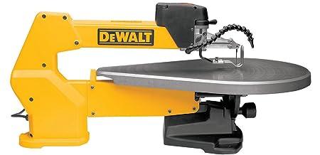 1. DEWALT DW788 1.3 Amp 20-Inch Variable-Speed Scroll Saw
