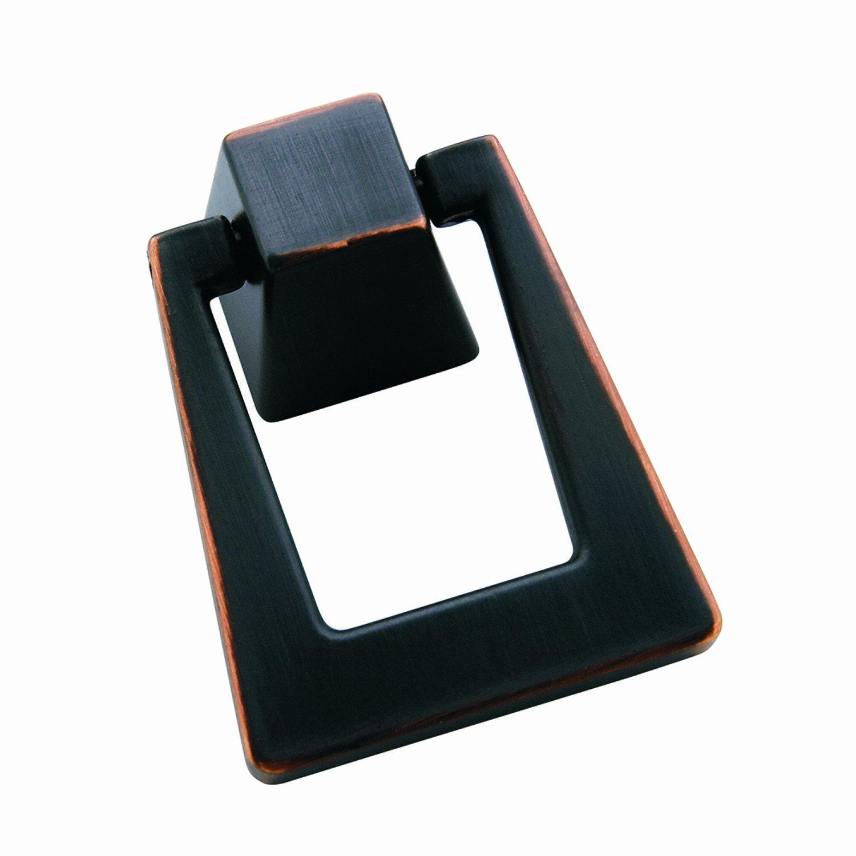 Amerock BP55274ORB Blackrock Pendant, Oil Rubbed Bronze, 1.8-Inch ...