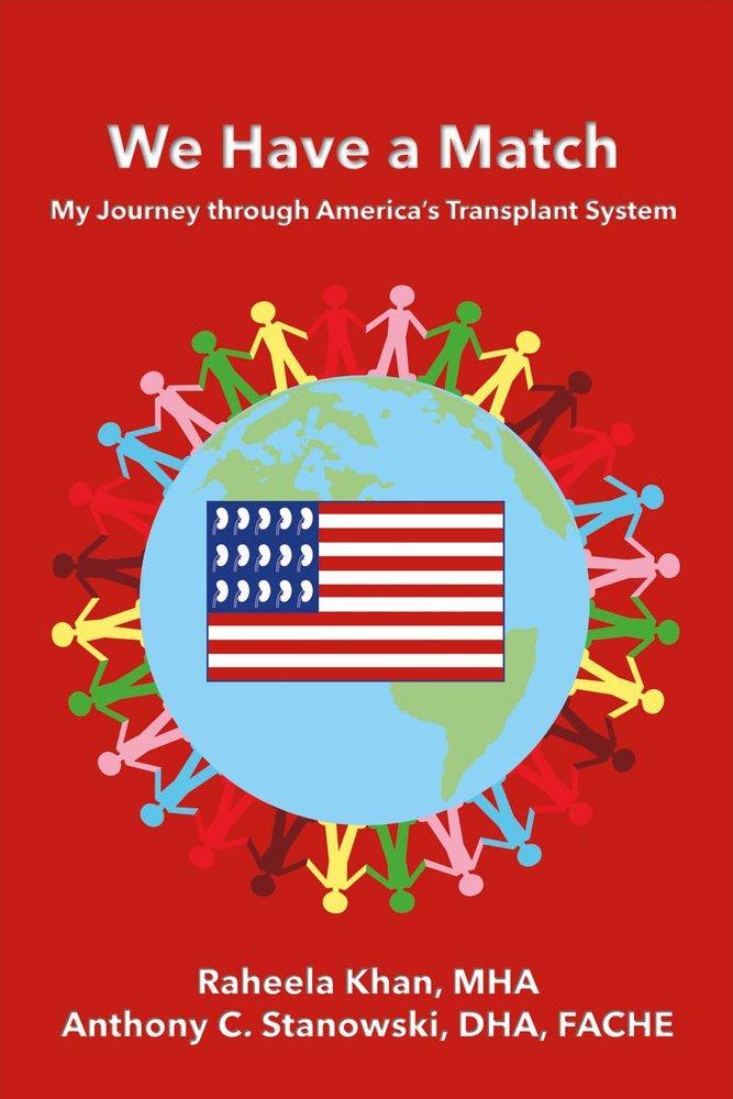 We Have a Match: My Journey through America's Transplant System pdf epub