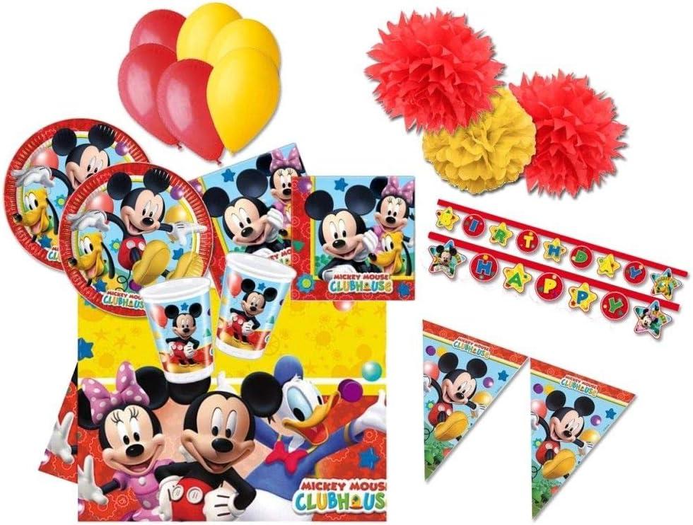 Irpot Kit N 17 - B Fiesta de cumpleaños de Mickey Mouse
