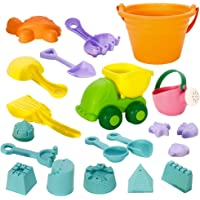 ThinkMax ThinkMax Beach Toys Set, 20pcs