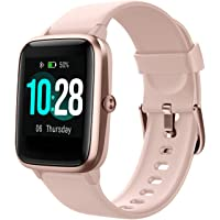 $35 » Fitness Tracker Watch with Heart Rate and Sleep Monitor - Activity Tracker Waterproof Smart…