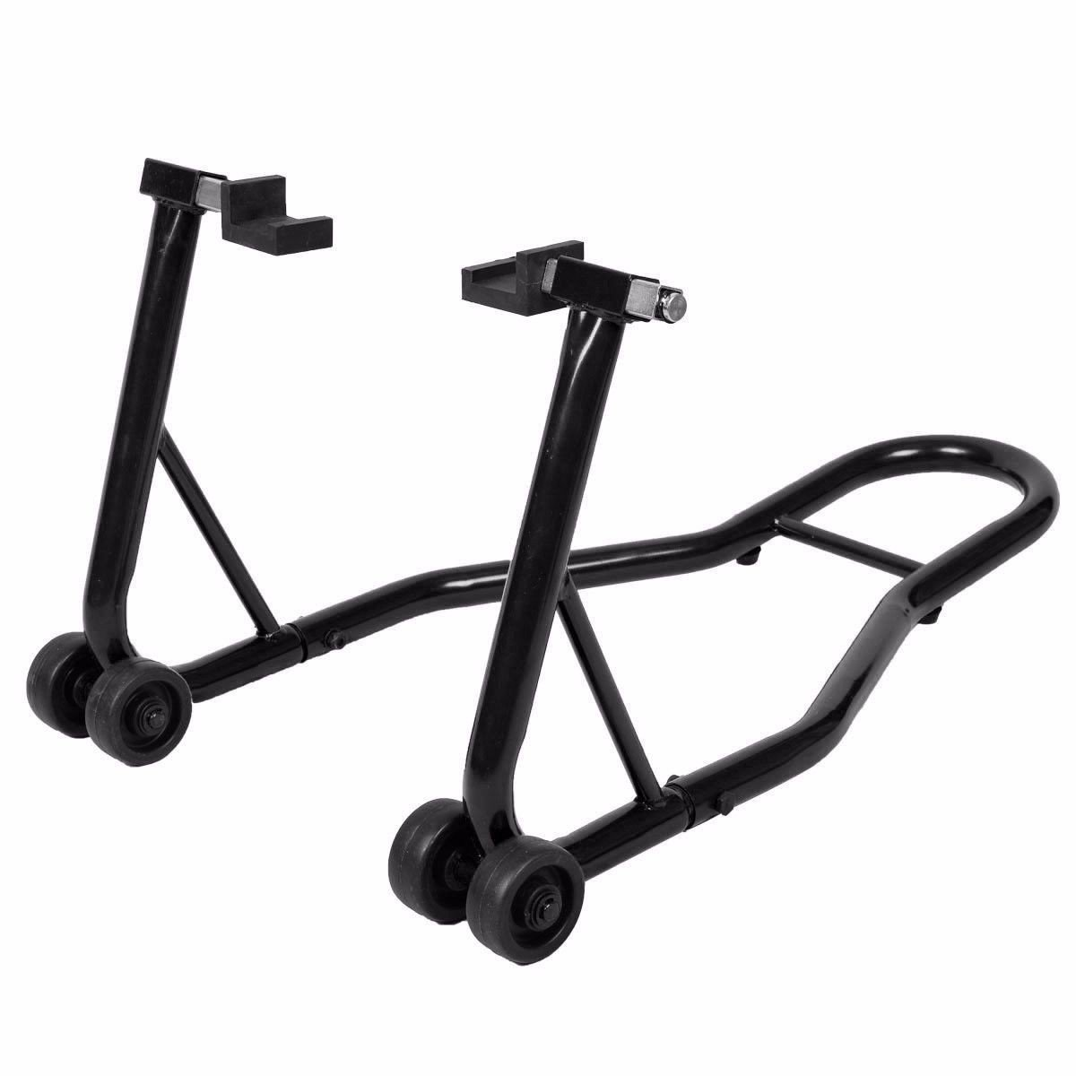 Motorcycle Lift Bike Stand Forklift Paddock Swingarm High Grade Steel Adjustable Arm MD Group