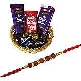 SFU E Com Rakhi with Sweet Chocolates (EDMKKS501)