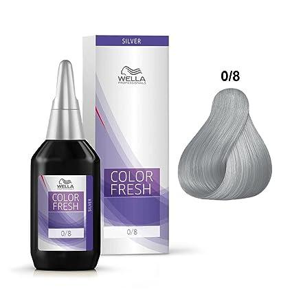 Wella - 0 8 Perla - Linea Color Fresh - 75ml  Amazon.it  Bellezza 6124e4c83ecc