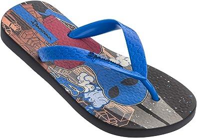 Kids Childrens Ipanema Candy Kids Blue Sandal Flip Flop
