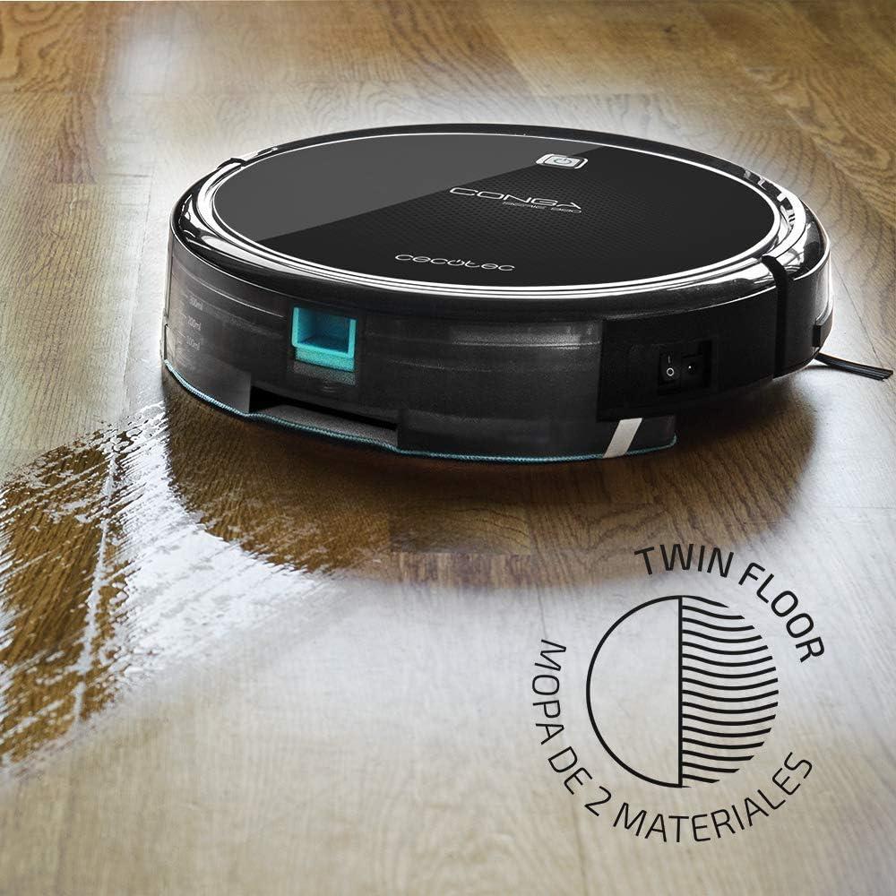 Cecotec Robot Aspirador Conga Serie 990. 1400 Pa, Tecnología iTech ...