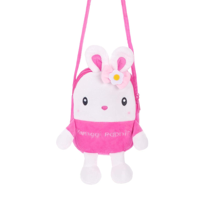 Amazon.com   Kids Bunny Purse Rabbit Crossbody Bag Girls Coin Wallet Mini Shoulder Satchel Handbags ...   Kids Backpacks